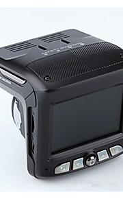 OEM di fabbrica 2,7 pollici Scheda TF Auto macchina fotografica