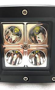 2stk nyeste Cree 16w førte arbejdslampe IP68 førte arbejdslampe atv suv 4x4 førte arbejdslampe