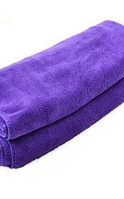 håndklæde klud vand hårvask særlige slebet bilvask håndklæder 140 * 70 håndklæde