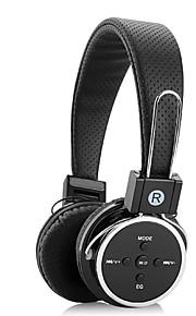 JKR 203B Hoofdtelefoons (hoofdband)ForMediaspeler/tablet / Mobiele telefoon / ComputerWithmet microfoon / Volume Controle / FM Radio /