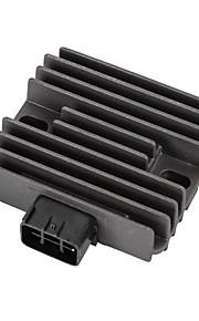 6-pins motorfiets voltage regulator gelijkrichter zwart voor yamaha XVS1100