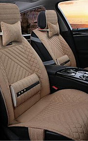 Linen Car Mats Four Seasons Cushion Universal Seasons