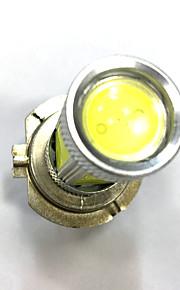 20x H7 ha condotto la lampadina del faro 35w pannocchia ha condotto il faro di illuminazione 5 lato H7 ha condotto il colore bianco della