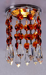 Recessed Chandelier Living Room Modern Ceiling Crystal Lighting