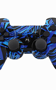 Aucun Kontroller For Sony PS3 Genopladelig Gaming Håndtag Bluetooth