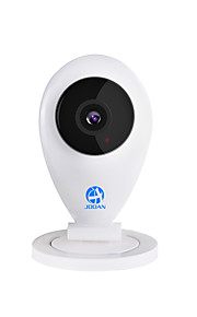 jooan® 700 draadloze ip camera geluid in twee richtingen pan / tilt / cloud storage home security netwerk babyfoon