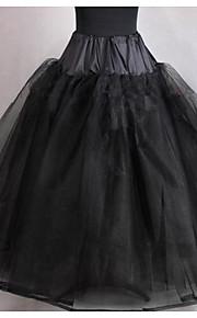 Déshabillés Robe de soirée longue Mollet 4 Filet de tulle Noir