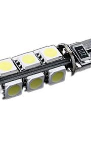 T10 W5W 194 927 161 Canbus 13 5050 Smd Led Bil Side Kile Lampe Pære Dekoder