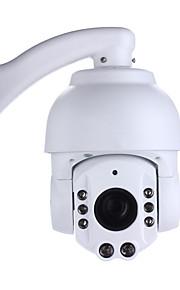 1.3 MP PTZ Buiten with IR-cut 32(Waterdicht Dag Nacht Dubbele stream Externe toegang IR-cut Wifi Protected Setup Plug & play)