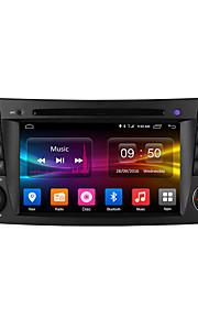 Ownice 7 quad core auto dvd-speler voor Mercedes Benz E-klasse W211 2002-2008 android 6.0 ondersteuning 4G LTE met 2gb ram
