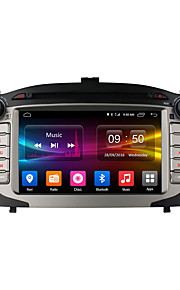 Ownice c500 7 inch HD-scherm 1024 * 600 quad core Android 6.0 auto dvd speler gps voor Hyundai ix35 Tucson 2009-2015 ondersteuning 4G LTE