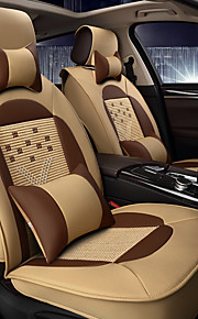 Leather Car Upholstery Ice Silk Used  Four Seasons