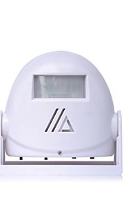 ir bevægelsessensor dørklokke advarsel alarmsystem