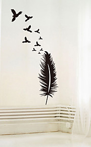 Still Life Wall Stickers Plane Wall Stickers Decorative Wall Stickers,Vinyl Material Home Decoration Wall Decal