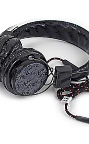 nieuwe 3.5 stereo headsets gaming hoofdtelefoon 3.5mm draagbare oordopjes voor telefoon mp3 mp4 meisjes jongens computer muziek van hoge