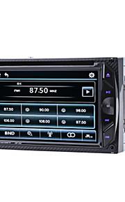 262 bluetooth v3.0 auto dvd-speler - zwart