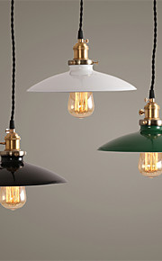 Vintage Loft Pendant Lights With switch Living Room Dining Room Entry Hallway Cafe light Fixture