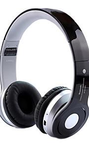 -bt802 en los auriculares inalámbricos Bluetooth botón de los auriculares auriculares manos libres estéreo con micrófono del mic para el