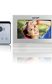 actop foto tager enkelt hjem video dør telefon til lejligheder høje ende sikkerhed produkter