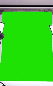 3x5ft groene dunne vinyl fotografie achtergrond studio prop foto achtergrond