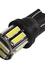 t10 5W 7020 10smd LED lamp witte kleur