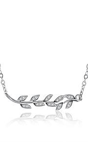 Colliers Tendance Zircon cubique Pendentif de collier Colliers chaînes BijouxMariage Soirée Occasion spéciale Anniversaire Fiançailles