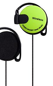bluetooth auriculares inalámbricos 4.0 auriculares bluetooth auriculares de cancelación de ruido estéreo de metal magnético para el