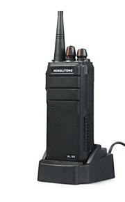 honglitong hl-n8 walkie talkie med 16 kanaler med voice prompt / tot / scanning funktion
