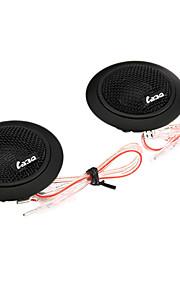 LB - GY108A Car Speaker Automobile Dome Sound Music Tweeter 91dB High Sensitivity 100W Output Power