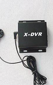 cámara de circuito cerrado de televisión de alta definición de audio 8 nocturna por infrarrojos cámara de visión lámparas lenss x-DVR
