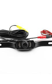 Parkeringshjælp-system bil bakkamera auto ir ccd 1080p hd ede vende universel backup kamera vandtæt nattesyn