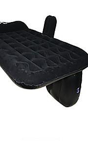 doble (137 * 86 * 51 cm) de PVC flocado guardabarros de seguridad portátil con bomba de aire inflable cómodo