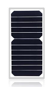 neo sol solpanel batterioplader til udendørs 6.5w 6v