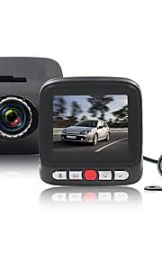 auto dvr daul camera dash cam full hd infrarood nachtzicht 170 graden groothoek g-senser loop recorder parking mode video registrator fhd