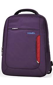 Hosen hs-332 14-tommer computer bærbar taske vandtæt stødtæt åndbar nylon skulder taske til ipad / notebook / ablet pc