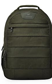 Hosen hs-359 15 tommer bærbar taske unisex nylon vandtæt åndbar skulder taske business pakke til ipad computer og tablet pc