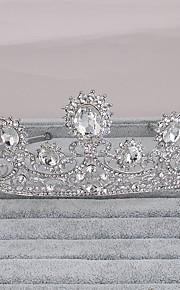 Crystal Headpiece-Wedding Tiaras 1 Piece