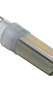 6W G9 LED à Double Broches T 136 SMD 3014 500-600 lm Blanc Chaud Blanc Naturel Blanc Gradable Décorative V 1 pièce