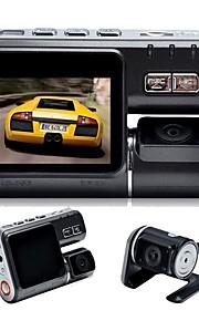 Generalplus (Taiwán) HD 1280 x 720 DVR coche 2'0 Pulgadas Pantalla 1 Cámaras de salpicadero