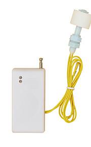 Rivelatore di livello d'acqua di allarme del sensore di acqua senza fili in 433mhz per la pompa del serbatoio della stanza da bagno ecc