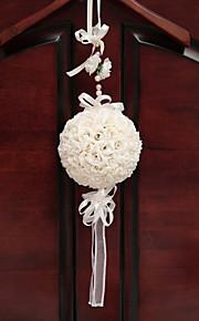ウェディングブーケ ブーケ 結婚式 パーティー ワーク スポーツ チュール 7.87inch(約20cm)