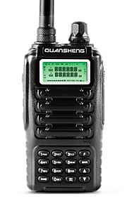 Dual band 2-way radio dual standby dual display quansheng tg-uv2 met fcc ce certificatie walkie talkie
