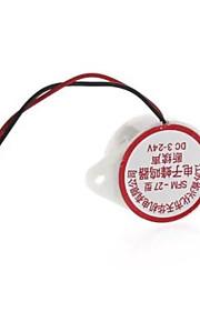 Dc3 - 24v 3015b alarme buzzer haute décibelle