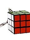 Cubes magiques Porte-cles Noir Plastique