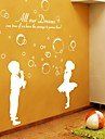 sticker mural decoratif bulle (0565-1105064)