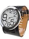 pentru Doamne Ceas La Modă Ceas de Mână Quartz Bandă Negru Negru/Alb