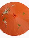 """Mătase Ventilatoare și umbrele de soare Piece / Set Umbrele de soare Temă Grădină Temă Asiatică Auriu19""""înălțime x 32 1/3"""" în"""