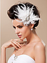 Women\'s Tulle Headpiece-Wedding Special Occasion Fascinators
