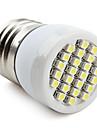 Spot LED Blanc Naturel E26/E27 1W 24 SMD 3528 80 LM V