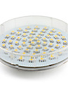 4w gx53 led lumina reflectoarelor 60 smd 3528 300-350 lm alb cald ac 220-240 v